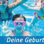 Kindergeburtstag im Donaubad